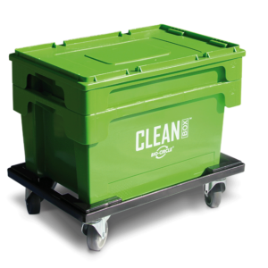 Bio-Circle Clean Box met wielenset