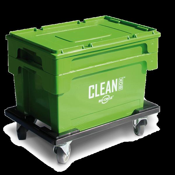 Bio-Circle Clean Box met wielenset
