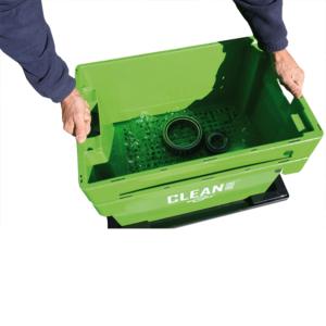 Bio-Circle Clean Box zonder wielenset