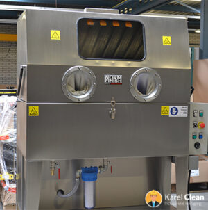 Normfinish HP30 machine