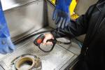 Handmatig Industriële reiniging