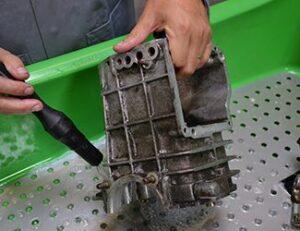 Bitumen verontreiniging